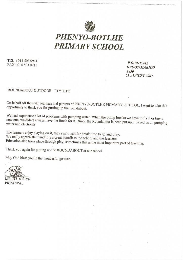 Phenyo-Botlhe Primary School