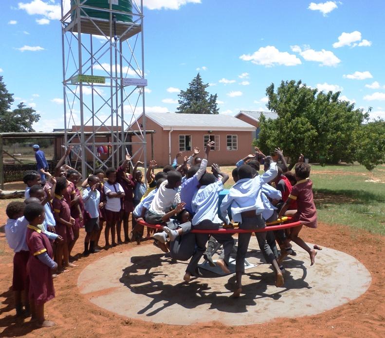 Farm School gets PlayPump