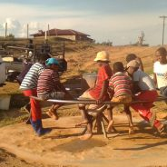 Maintenance of Lesotho PlayPumps 2021